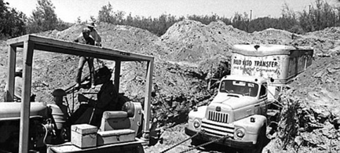 Chowchilla quarry