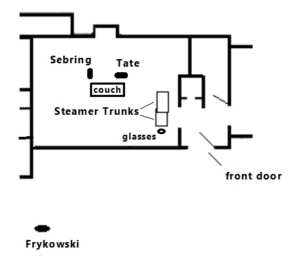 tate house floorplan